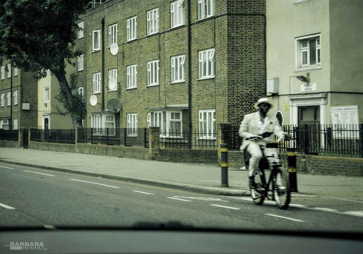 BARBARA GIBSON: #londoner