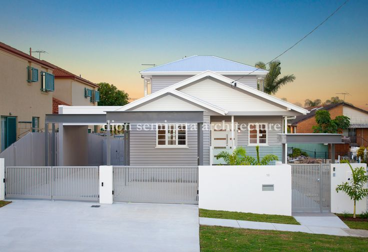 Renovation and modernisation of a Queenslander home in Carina Heights