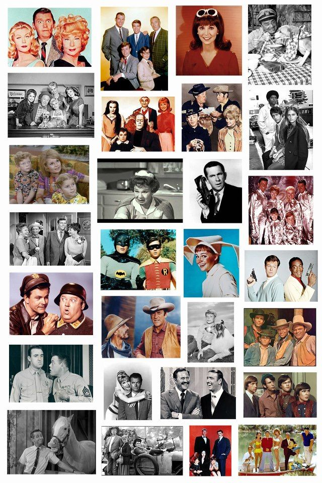 Child of the 60's TV Shows