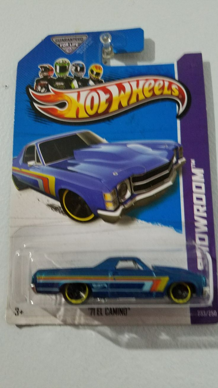 Hot Wheels 1971 El Camino Brought to you by Smarte