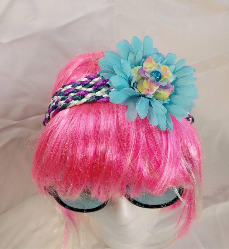 Flower Headband • Handmade • Summer • Spring • Costume • Festival https://www.etsy.com/listing/583083956/flower-headband-handmade-summer-spring?utm_campaign=crowdfire&utm_content=crowdfire&utm_medium=social&utm_source=pinterest