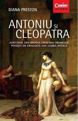 In anul 44 i.Hr., Cezar a fost ucis la idele lui martie.Amanta lui, Cleopatra, regina Egiptului, a fugit la Alexandria cu fiul lor. Marc Antoniu, prietenul si acolitul lui Cezar, a sustinut cauza fiului acestuia in fata Senatului. Dar senatorii au refuzat sa-l recunoasca drept unul dintre mostenitor...
