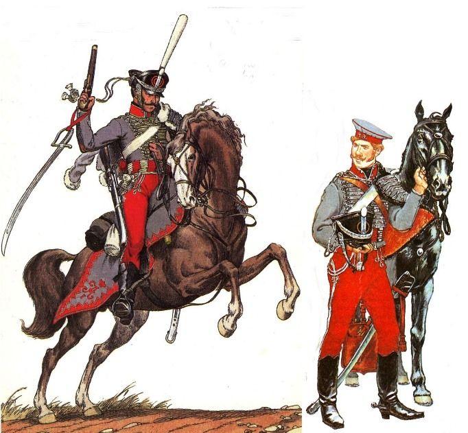 Сумской гусарский полк