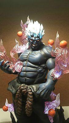 "1/6 SOTA TOYS Street Fighter 4 IV Oni Akuma 12"" inch Resin light up Statue Used"