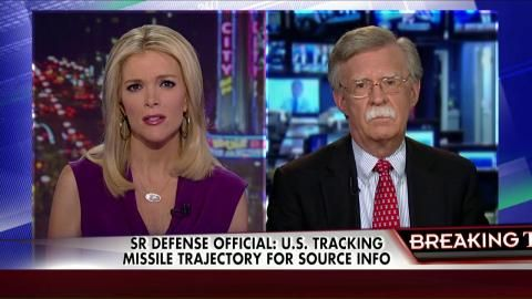 7/17/14 - Bolton :  Flight MH17 Tragedy 'Should Be a Wakeup Call' About Russia - - The Kelly File | Fox News Insider