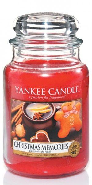 Yankee Candle Christmas Memories 623 g