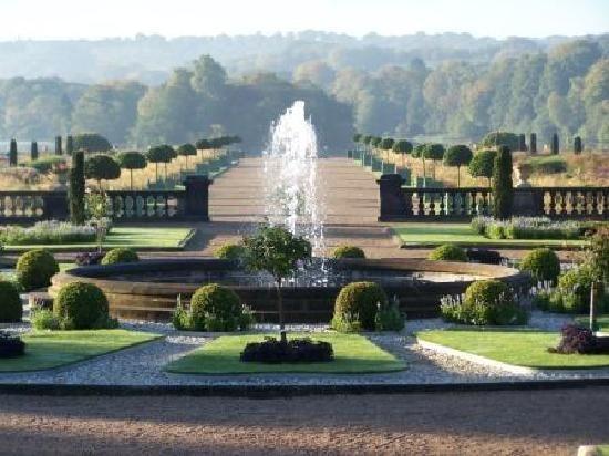 Trentham Gardens, England - Even Stoke has some nice places!
