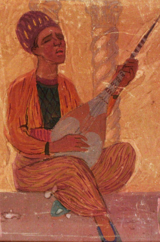 b&b Gli Specchi - detail of a papier paint