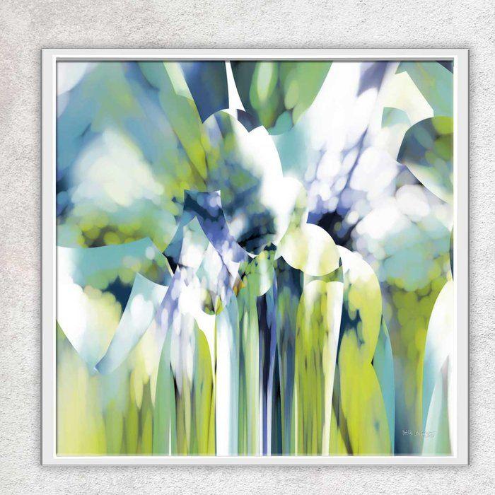 Angel Calling From Heaven Genesis 21 17 Framed Graphic Art Print On Canvas Peinture Abstraite Abstrait Peinture