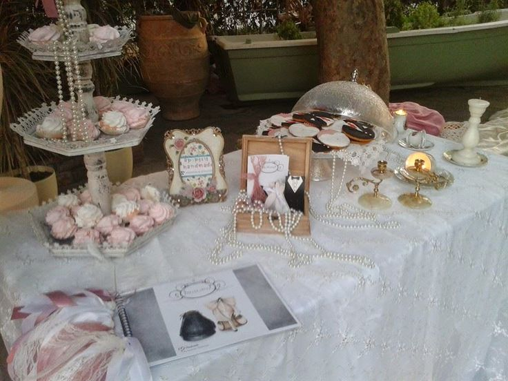 Kalli's blog: Διακόσμηση γάμου πολύ elegant και ρομαντική!