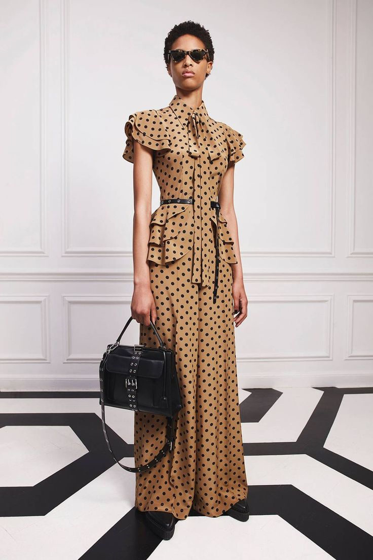 Michael Kors Collection Spring/Summer 2020 Resort Collection