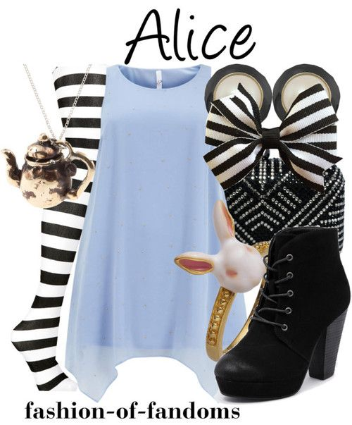 Alice in Wonderland Wear