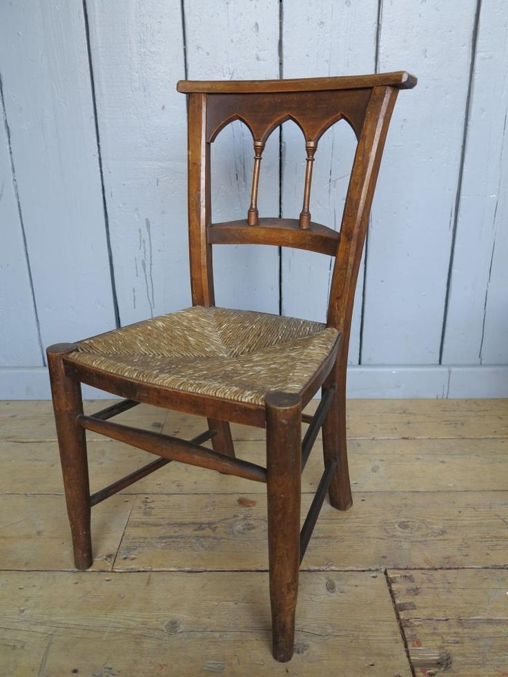 Antique church chairs, second hand vintage church chairs, chapel chairs.  Reclaimed, salvaged and used chairs, seating and stools for period home  kitchens. - 94 Best Chairs And Stools Images On Pinterest Benches, Bible And