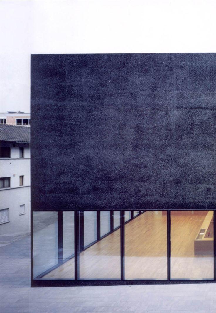 christian kerez   kunstmuseum . liechtenstein