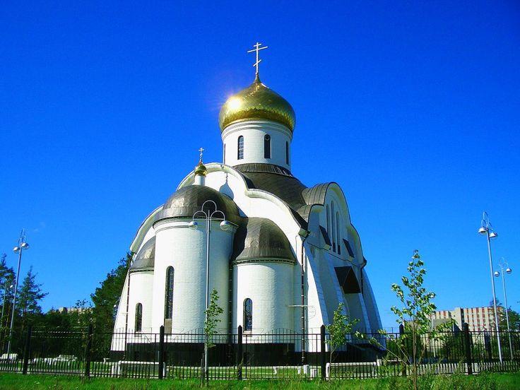 Тверская обл., г.Удомля. Владимирский собор