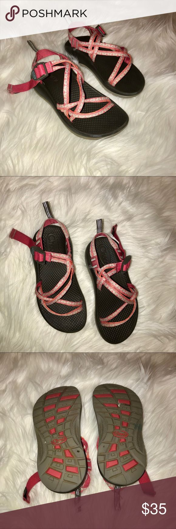 Big Kids Chacos Girls' Chacos, great condition! Chaco Shoes Sandals & Flip Flops