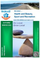 Hibiscus Coast Health, Beauty, Sport and Recreation cover - Winter 2013