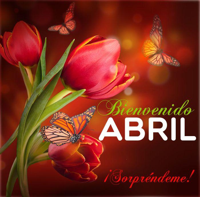 bienvenido+abril+