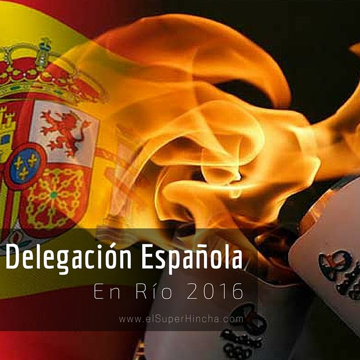 Conoce a los 306 deportistas que representarán a #España en estos #JuegosOlímpicos #Río2016     #TeamEsp #RoadToRio #RumboaRio #RoadToRio2016 #RumboARio2016