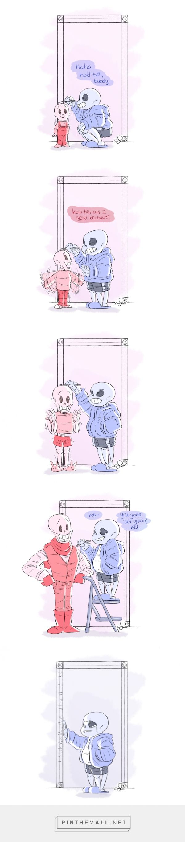 Sans and Papyrus - comic
