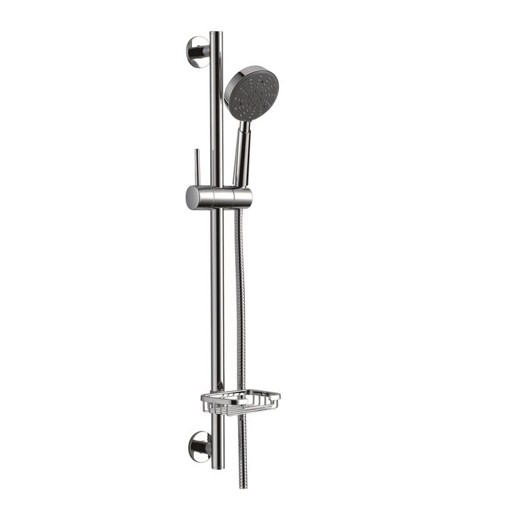 Omega-Handshower on Sliding Rail