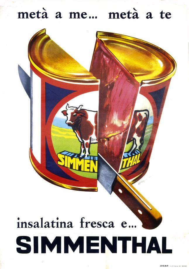 Armando Testa, Simmenthal, 1962
