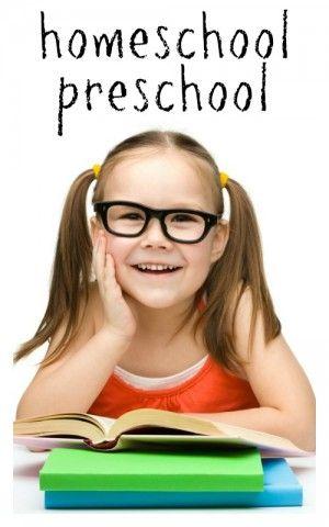 How To Homeschool Preschool, Part 1 - I Can Teach My Child!