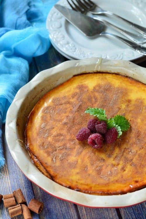 Melopita (görög mézes sajttorta) recept