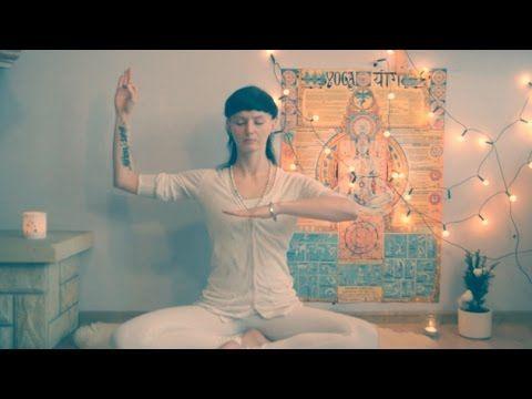 Medytacja na doświadczenie swej prawdziwej Jaźni oraz odwagę bycia sobą - YouTube