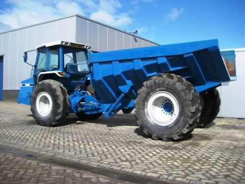 Tractor Manufacturers - Tractor & Construction Plant Wiki - The classic vehicle and machinery wiki