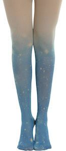 Women's Disappearing Galaxy Tights