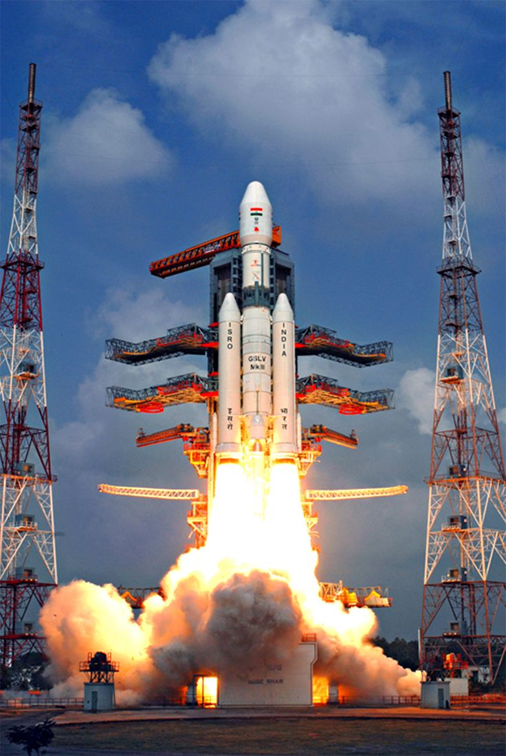 Foto: ISRO - Indian Space Research Organisation