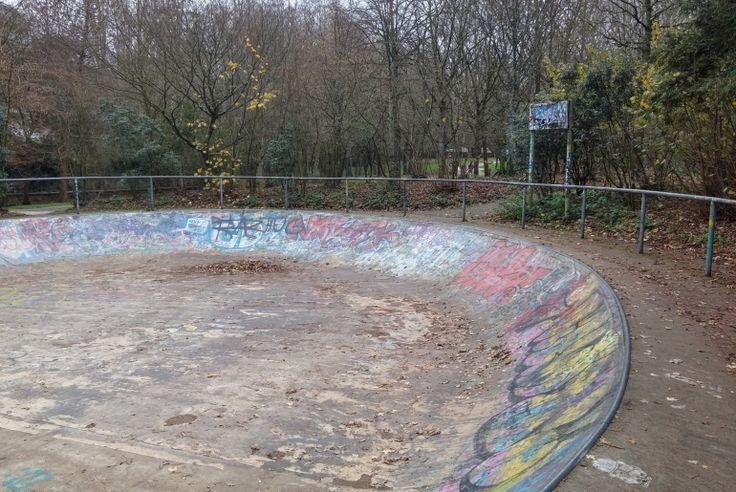 Spot : Cuillère et bowl de Procé Nantes (44) - Trouve les meilleurs spots de skate et skateparks sur www.spotsdeskate.fr
