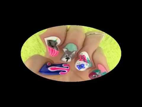 Nail Art Without Tools   Makeup Tutorial Channel... See More Here : http://goo.gl/jDA1dc  Hope Your Enjoy! ..... Like, Share, Comment & Subscribe Us!  More Makeup Tutorial Channel videos ... Click Here: https://www.youtube.com/channel/UC3SbRN6zFEgCdnKHZj28B4w #nailart #nailarttutorial #nailarttutorialvideo