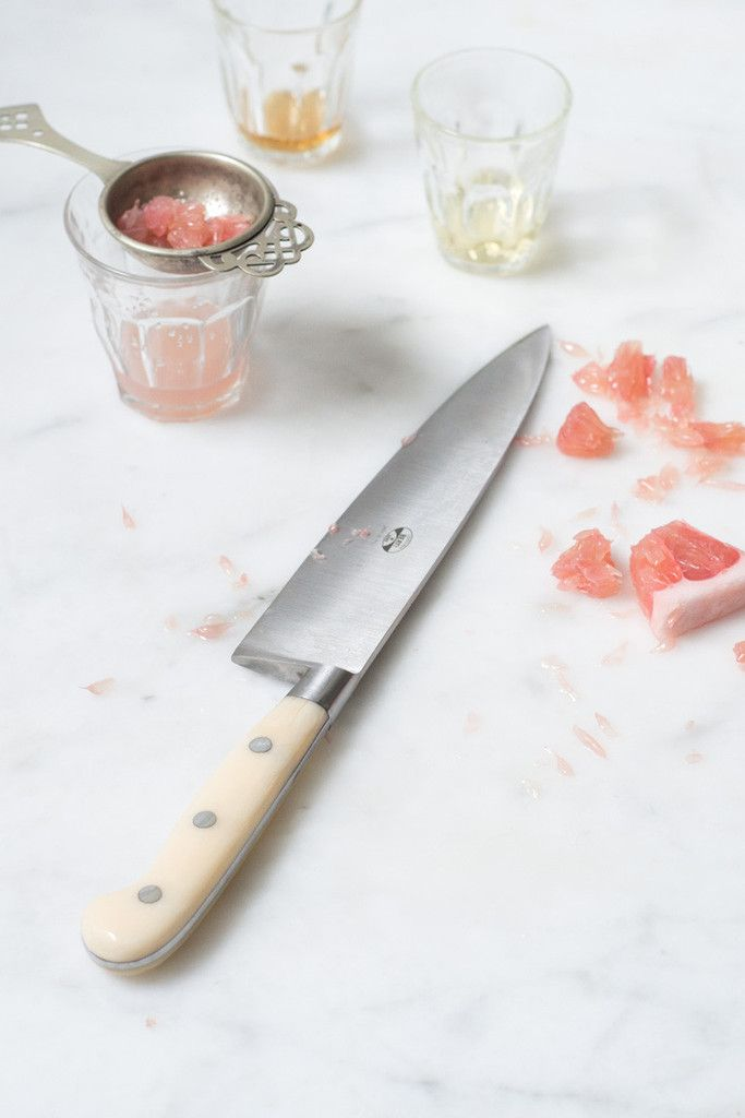 the most beautiful chef's knife // Coltellerie Berti Chef's Knife #splurge #luxe #gift
