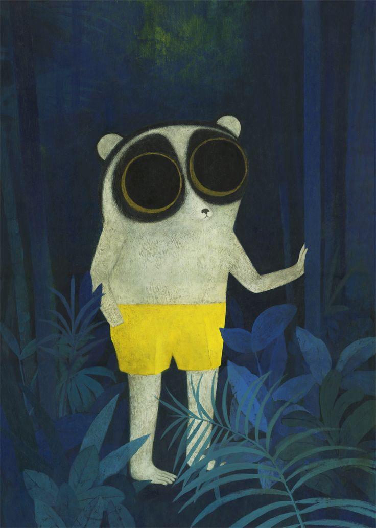 Blog dedicato alle illustrazioni di Simone Rea Blog dedicated to Simone Rea's illustrations