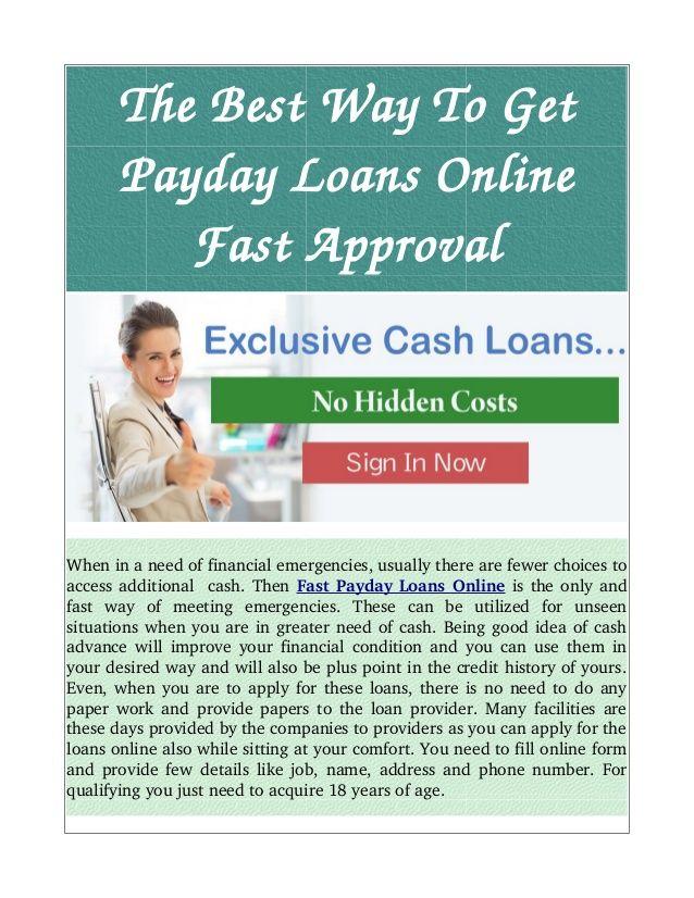 20 best Cash Installment Loans images on Pinterest   Installment loans, Bad credit loans and Finance
