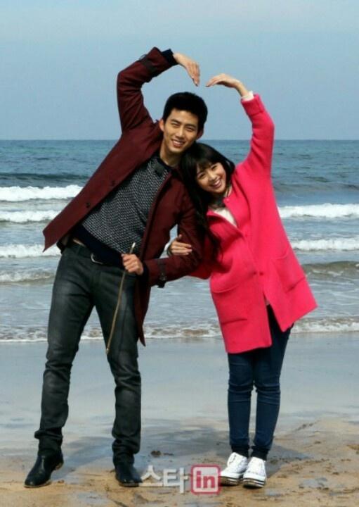 Taecyeon & emma