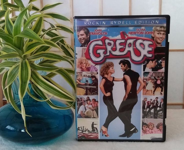 Grease DVD Rockin Rydell Edition 2006 Widescreen Format Special Edition Feature