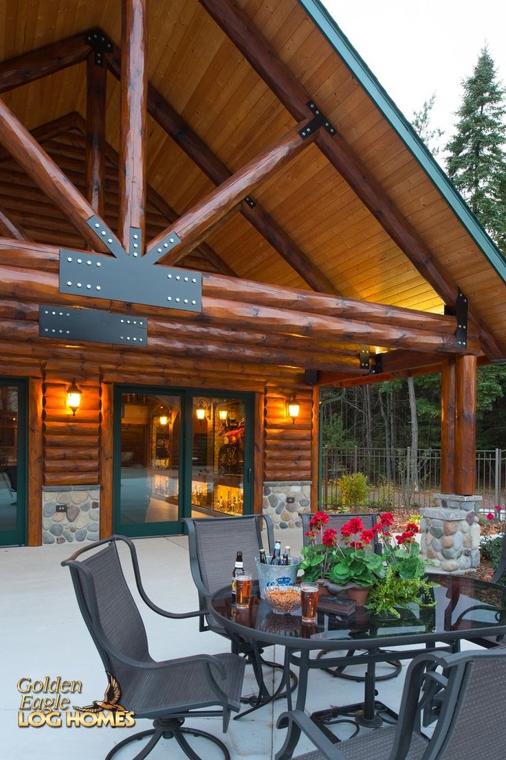 Exterior: 17 Best Images About Timber & Log Pub On Pinterest