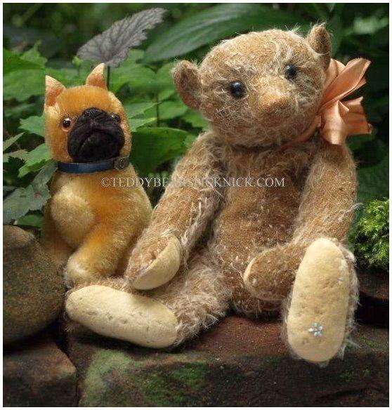 Forget me not bears Thirklebury