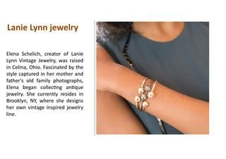 Jewelry Store Online  Vintage style jewelry is not only beautiful,they're timeless pieces to own as well. But, shopping for vintage jewelry doesn't always mean you have to hunt through antique stores. http://lanielynn.com/
