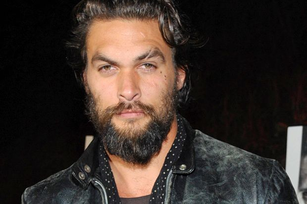 """""""I'm not an outlaw"""": Jason Momoa is a long way from Khal Drogo"""
