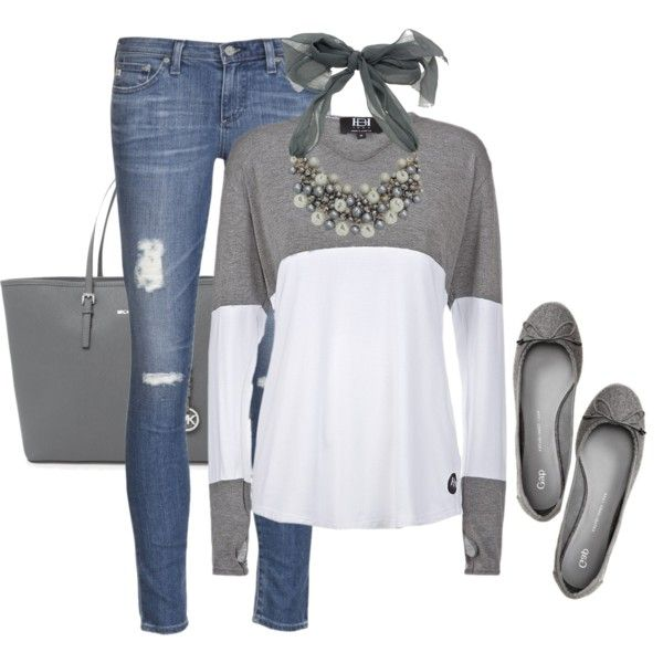 Casual outfit. | You can find this at => http://feedproxy.google.com/~r/amazingoutfits/~3/5yxukXUieXM/photo.php