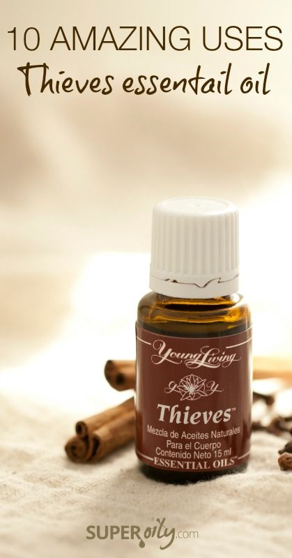 17 Best Ideas About Thieves Essential Oil On Pinterest