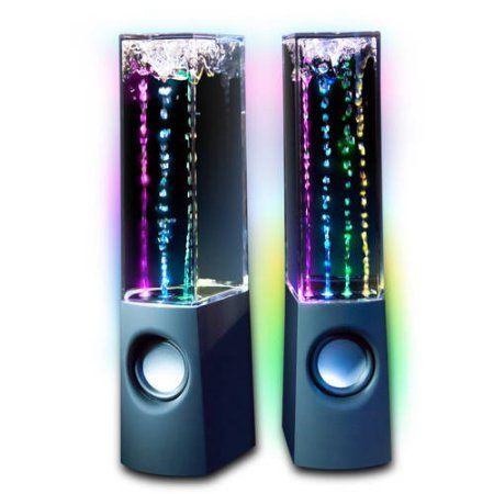 DJ Rave Dancing Water Speakers - Walmart.com