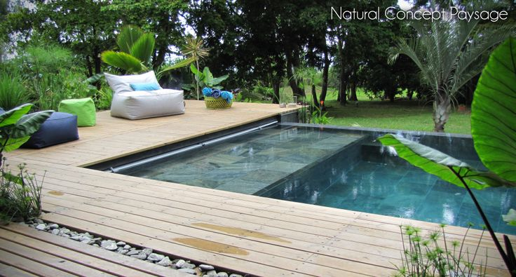Natural concept paysage paysagiste ile de la reunion for Amenagement jardin 974