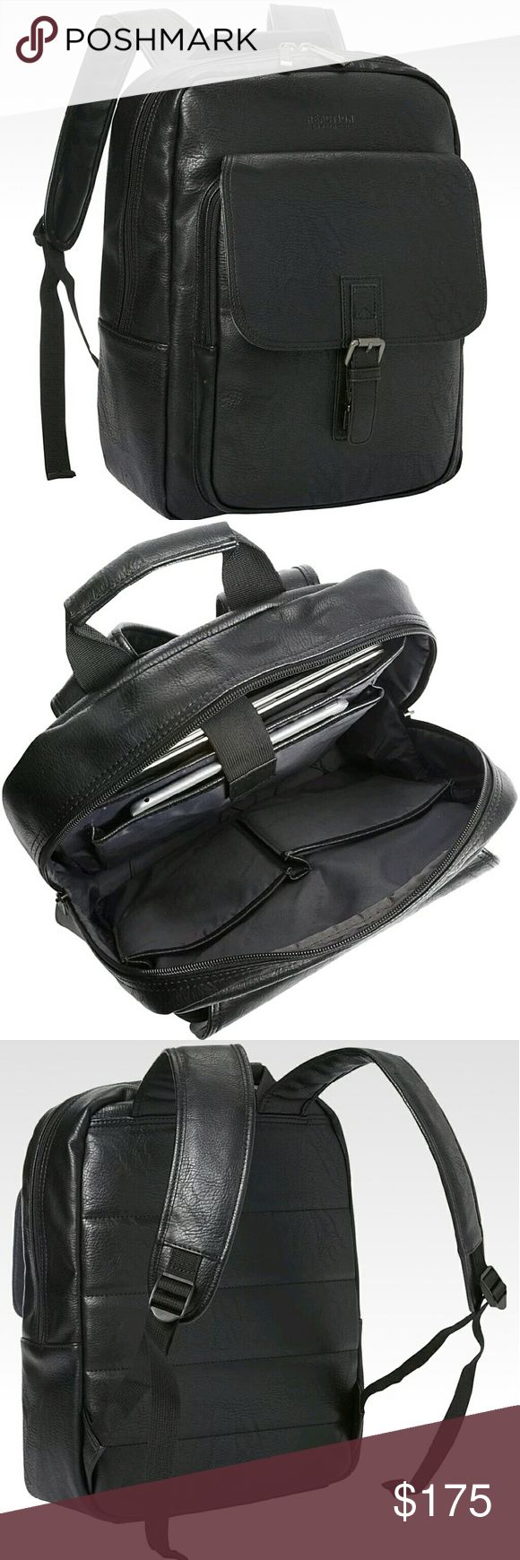 Kenneth cole leather backpack Brand new leather kenneth cole backpack Kenneth Cole Bags Backpacks