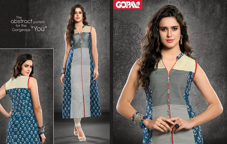 What can be more comfortable in Summer than a Cotton Kurti?  #Summer2016 #ComfortChic
