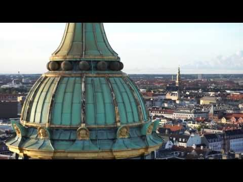 Dronefilm af Frederiks Kirke - Marmorkirken #marmorkirken #cmoellmann&co #cmøllmann